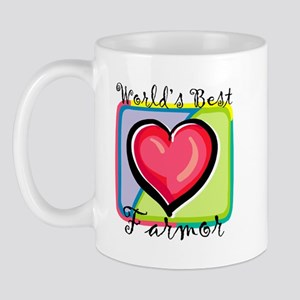 WB Grandma [Swedish] Mug